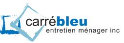 Carré Bleu entretion ménager