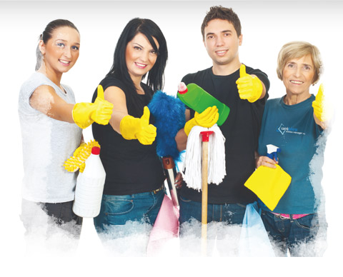 Carreer in cleaning services